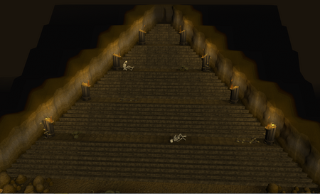 Brimhaven Dungeon entrance old