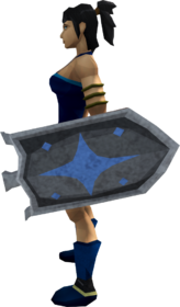 Falador shield 4 equipped