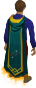 Fletching master cape equipped