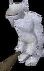 Ice troll runt old