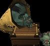 Morytanian music box detail