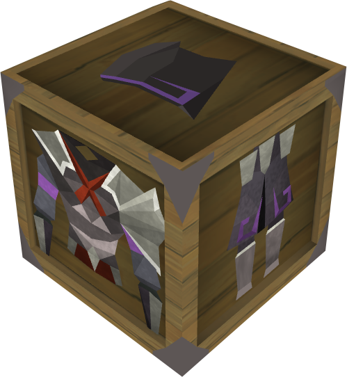 how to set armout runescape