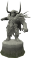 Sturdy Bandos statue.png