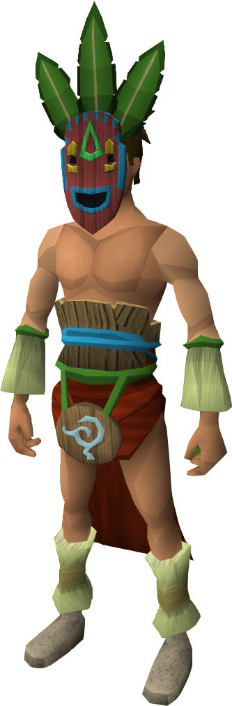 Witchdoctor robes | RuneScape Wiki | FANDOM powered by Wikia