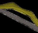 Yew shortbow