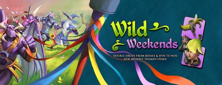3rd Wild Weekend Banner