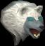 Arctic bear chathead