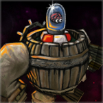 Barrelchest icon