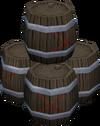 Bundle o' kegs detail