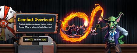 Combat Overload banner
