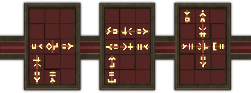 Control panels (The Void Stares Back)