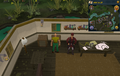 Cryptic clue Canifis clothes shop crate.png