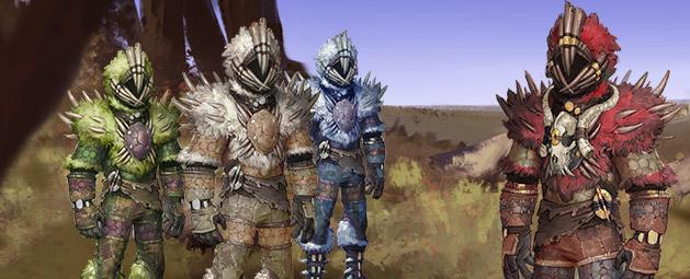 Elite Hunter Outfit update post header