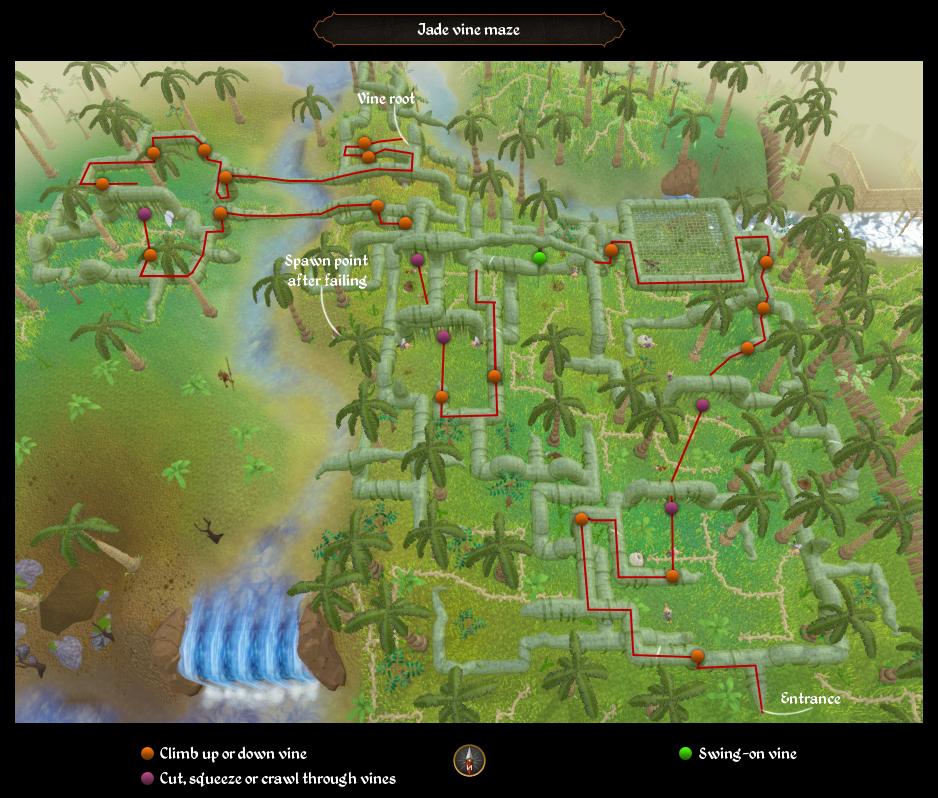 Jade vine maze mappng Image Jade