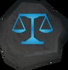 Law rune (Runespan) detail