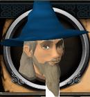 Merlin cabeça