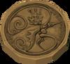 Prawn penny detail