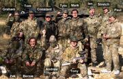 The jagex team.. and paintball..