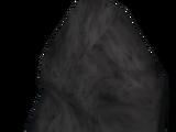 Volcanic shard