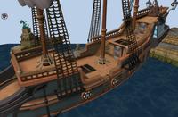 Whaleskin Rigging