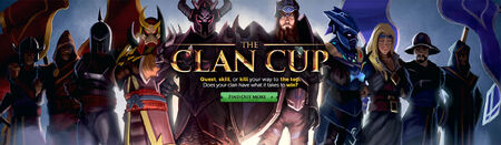 Clan Cup 2014 head banner