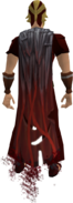 DarksCape equipped