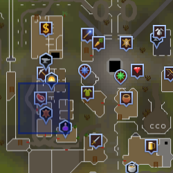 Gertrude (New Varrock) location