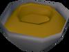 Half baked bowl detail
