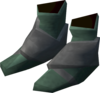 Incantor's boots detail