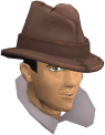Investigator's fedora chathead