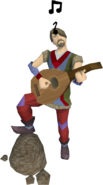Lumbridge River Lum Musician