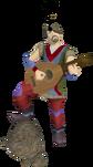 Lumbridge River Lum Musician