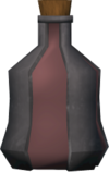 Ogre flask (Bandos) detail