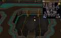 Scan clue Dorgesh-Kaan lower level inside isolated room south of marketplace.png