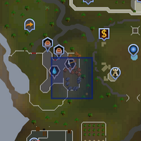 Shooting Star (Crafting guild) location