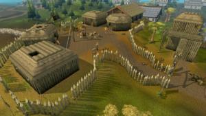 Barbarian Village