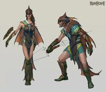 Dragon Rider Armour