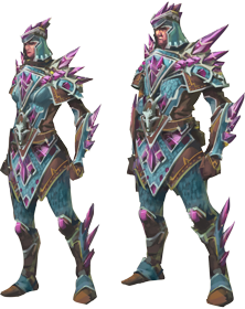 Dragonstone armour concept art