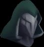 Faceless Assassin head (green) chathead