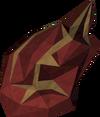 Flame fragment (citizen) detail