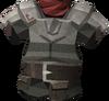 Miner chestplate (steel) detail