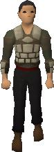 Morrigan's body equipped