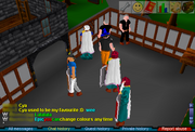 Player moderator in RuneScape classic