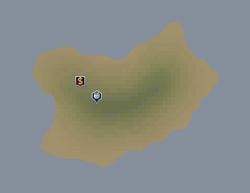 RuneFest Treasure Island map