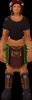Smith's short apron