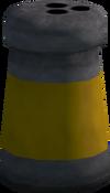 Super explosive shaker detail