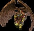 Armadylean bodyguard (aviansie ranger).png