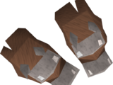 Bandos gloves