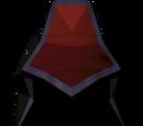 Dark mystic hat