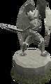Fine Saradomin statue (God Statues).png